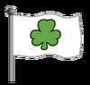 Shamrock Flag-icon
