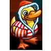 Stripe Sweater Duck-icon