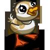 White Duckling-icon