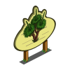 Australian Grass Tree Mastery Sign-icon