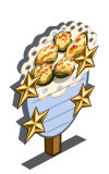 Baked Cucumber 4 Star Mastery Sign-icon