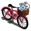 Bunnies in a Bike Basket-icon
