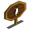 Emperor Penguin Mastery Sign-icon