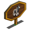Gypsy Horse Mastery Sign-icon