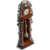 Horror Clock-icon