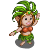 Island Dancer Gnomette-icon