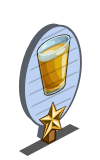 Island Ginger Beer 1 Star Mastery Sign-icon