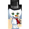 Snowman Costume-icon
