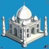 Taj Mahal-icon