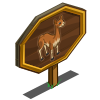 Vicuna Mastery Sign-icon