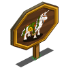Celtic Unicorn Mastery Sign-icon