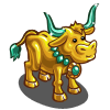 Green Horn Cow-icon