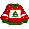 Holiday Tree Costume-icon