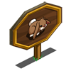 Lop-Eared Bunny Mastery Sign-icon