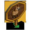 Przewalski Mini Horse Mastery Sign-icon