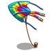 Rainbow Kite-icon