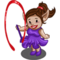 Ribbon Dancer Gnome-icon