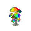 Umbrella Tree-icon