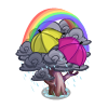 April Showers Tree-icon