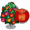 Chinese Lantern Tree-icon