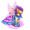 Fairy Butterfly Pegasus-icon