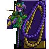Giant Mardi Gras-icon