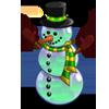 Magic Snowman 5-icon