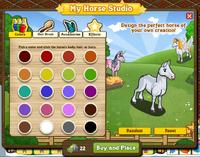 My Horse Studio Inside Colors