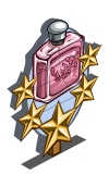 Pink Carnation Perfume 5 Star Mastery Sign-icon