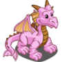 Pink Dragon-icon