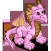 Pink Dragon-icon