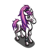 Pink Ponytail Foal-icon