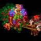 Santas Sleigh-icon
