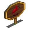 Scarlet Ibis Mastery Sign-icon
