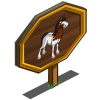 Abaco Barb Horse Mastery Sign-icon