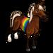 Rainbow Horse-icon