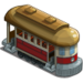 Trolly Deco-icon