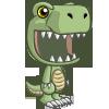 Dinosaur Halloween Costume-icon