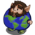 Earth Gnome-icon