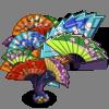 Hand Fan Tree-icon