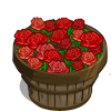 Red Rose Bushel-icon
