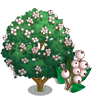 Snowberry Tree-icon