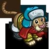 Snowy Lion Cub-icon