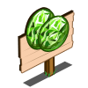 Emerald Melon Mastery Sign-icon
