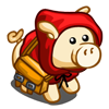 Hooded Pig-icon