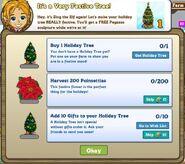 It's a Very Festive Tree!-GOALS
