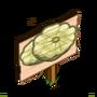 Pattypan Squash Mastery Sign-icon