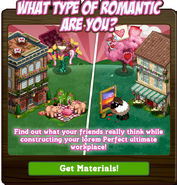 What Type of Romantic Are You Pop Up