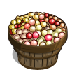 White Cranberry Bushel-icon
