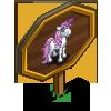 Amethyst Unicorn Foal Mastery Sign-icon